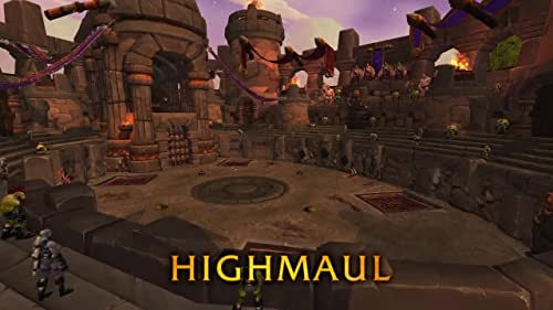 World Of Warcraft: Warlords Of Draenor: Sizzle (Pegi)