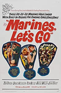 New movies in theaters Marines, Let's Go by Raoul Walsh [1280x544]
