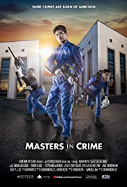 Masters in Crime Poster