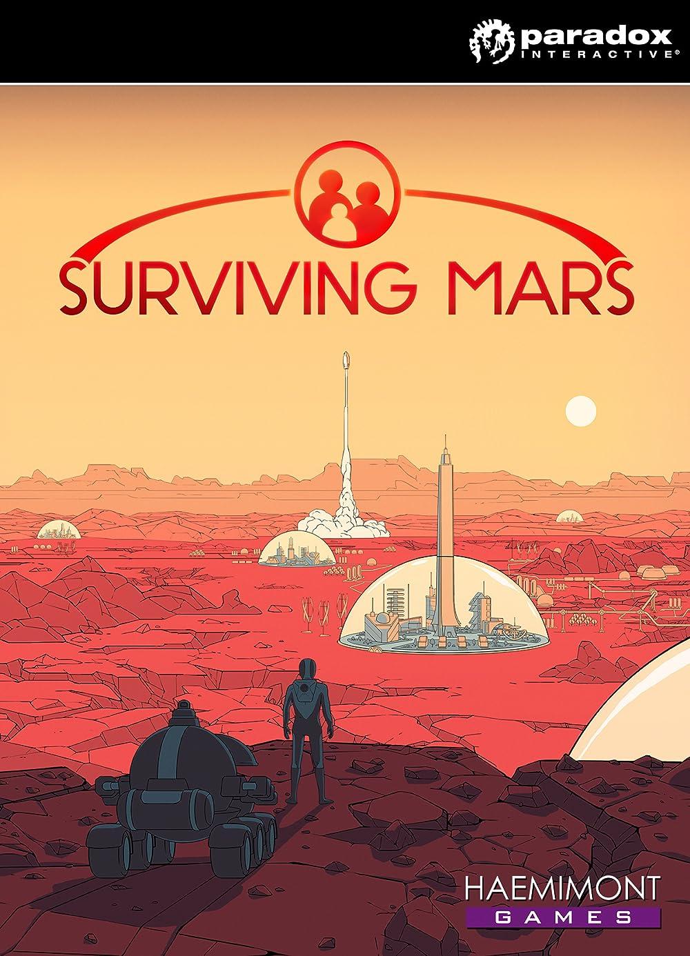 Surviving Mars 2018