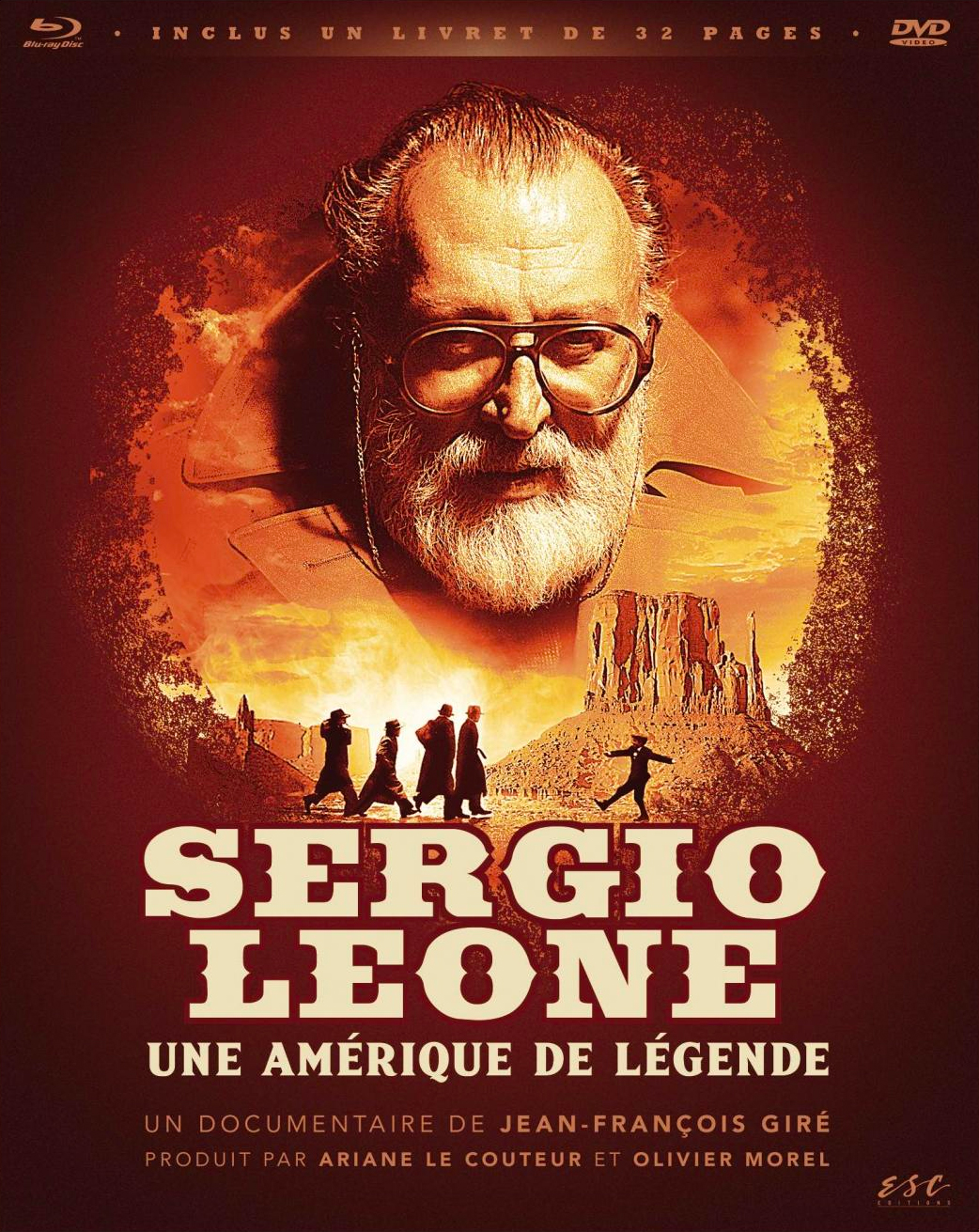 Sergio Leone Une Amerique De Legende Tv Movie 2018 Imdb
