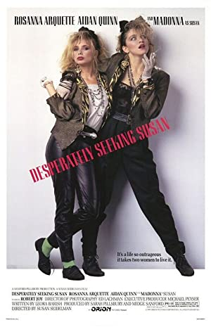 Movie Desperately Seeking Susan (1985)