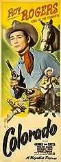 Colorado (1940) Poster