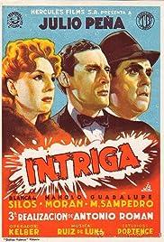 Intriga Poster