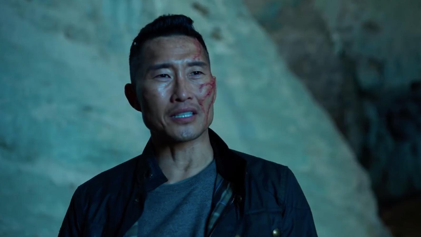 Daniel Dae Kim in Hellboy (2019)