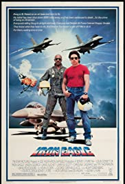 Iron Eagle 1986 English Movie Watch Online Full HD thumbnail