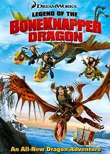 Legend of the Boneknapper Dragon (2010 TV Short)