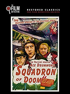 Dvd movies video download Squadron of Doom [XviD]