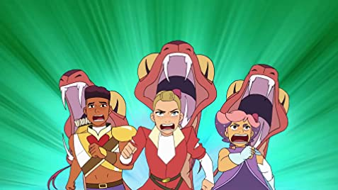 She-Ra and the Princesses of Power (TV Series 2018– ) - IMDb