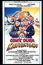 Com'è dura l'avventura (1987) Poster