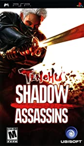 Tenchu: Shadow Assassins full movie download mp4