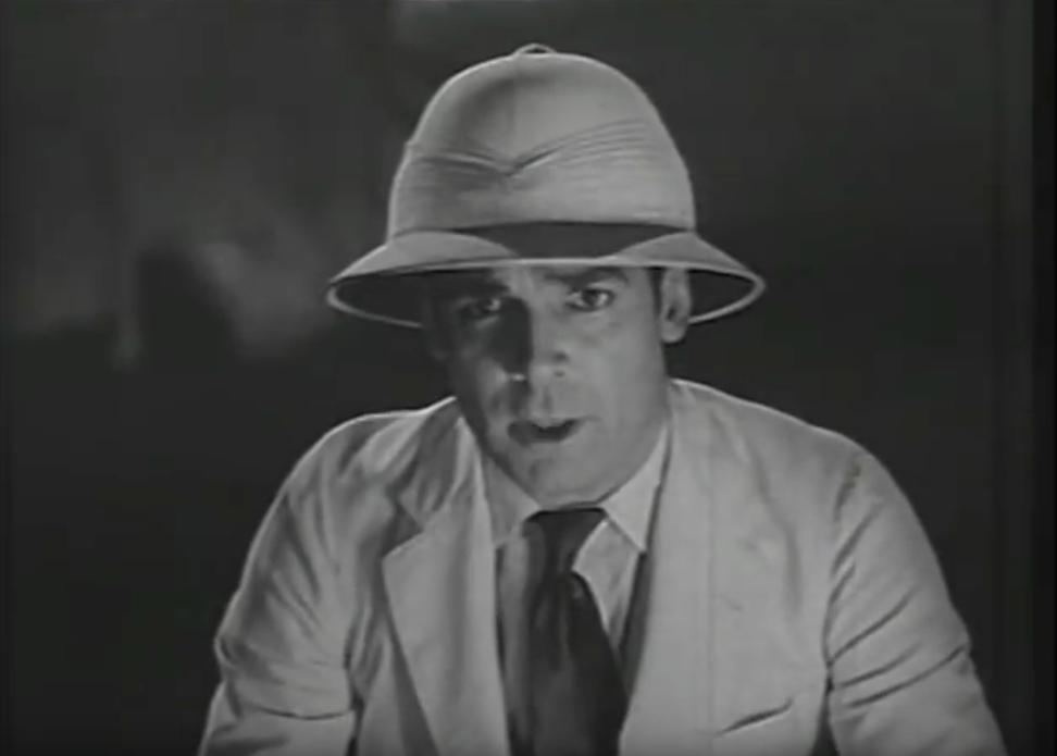 Walter Miller in King of the Wild (1931)