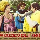 Vittorio Gassman in Le piacevoli notti (1966)