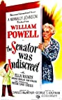 The Senator Was Indiscreet (1947) Poster