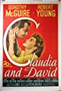 Claudia and David (1946) Poster