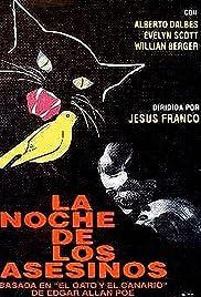 Night of the Skull Poster