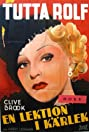 Dressed to Thrill (1935) Poster
