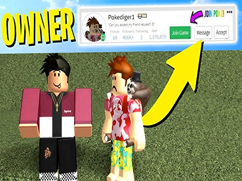 Clip Meeting The Owner Of The Clickbait Roblox Ad