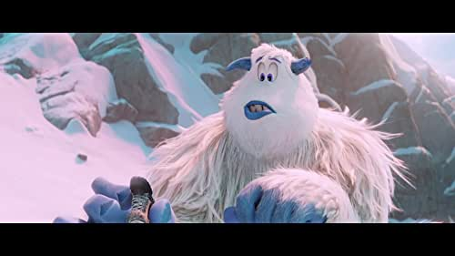 """A Yeti is convinced that the elusive creatures known as """"humans"""" really do exist."""