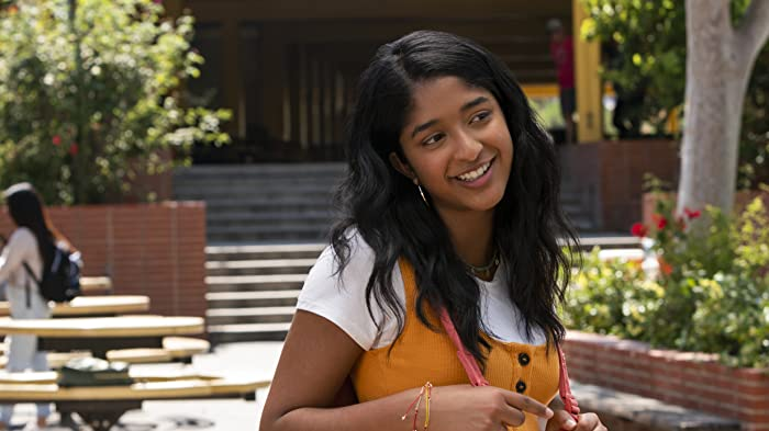 Maitreyi Ramakrishnan in Never Have I Ever (2020)