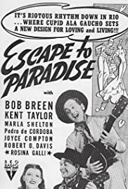 Escape to Paradise Poster