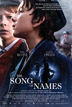 The Song of Names บทเพลงผู้สาบสูญ