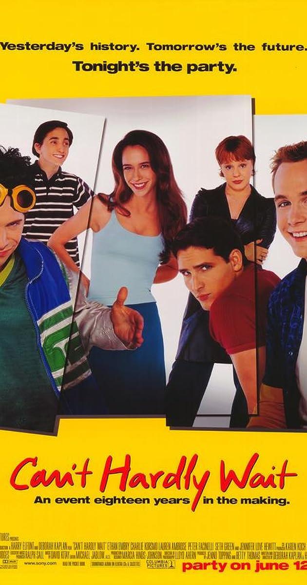 Can't Hardly Wait (1998) - IMDb