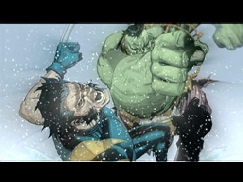 Ultimate Wolverine Vs. Hulk