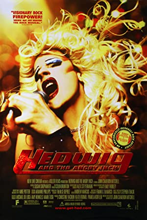Hedwig and the Angry Inch 2001 15