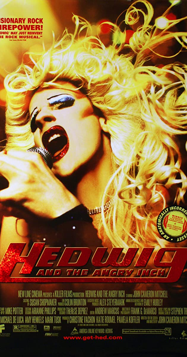 Watch Full HD Movie Hedwig and the Angry Inch (2001)