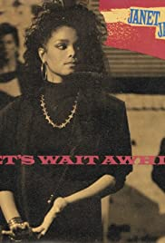 Janet Jackson: Let's Wait Awhile Poster