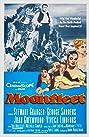 Moonfleet (1955) Poster