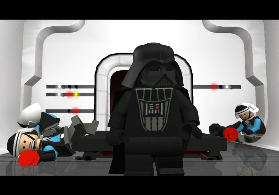 Lego Star Wars Ii The Original Trilogy 2006