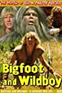 Bigfoot and Wildboy (1977) Poster