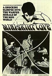Mini-Skirt Love Poster
