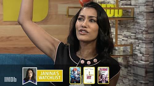 The Watchlist With Janina Gavankar of 'Blindspotting'