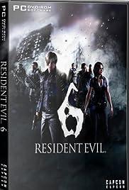 Resident Evil 6 Poster