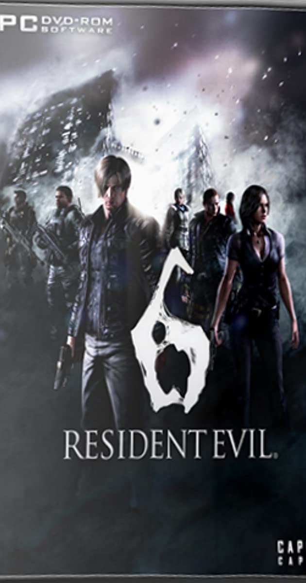 Resident Evil 6 Video Game 2012 Full Cast Crew Imdb