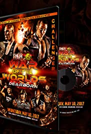 ROH & NJPW Present War of the Worlds: Dearborn Poster