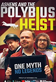 Ashens and the Polybius Heist Poster