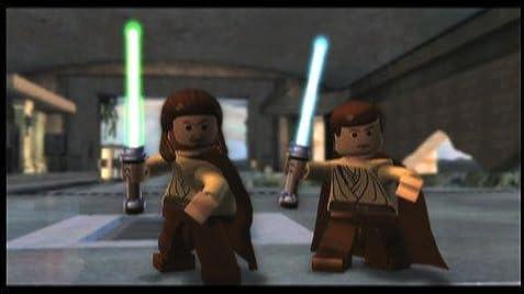 LEGO  STAR WARS ANAKIN SKYWALKER HEAD FLESH TONE X 6