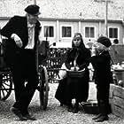 Björn Gustafson, Maud Hansson, and Jan Ohlsson in Emil och griseknoen (1973)