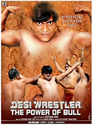 Desi Wrestler: The Power of Bull
