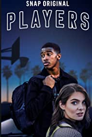 Brighton Sharbino and Micah Tarver in Players (2020)