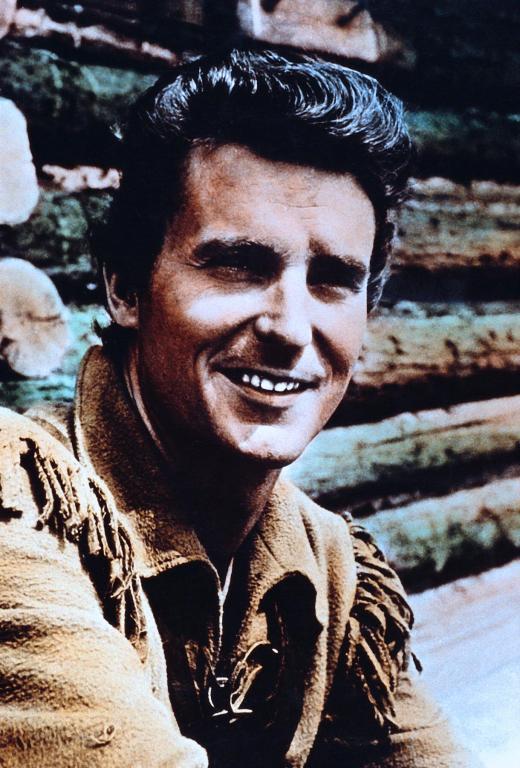 Keith Larsen in Northwest Passage (1958)