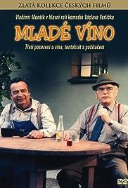 Mladé víno Poster
