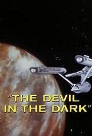 The Devil in the Dark Poster