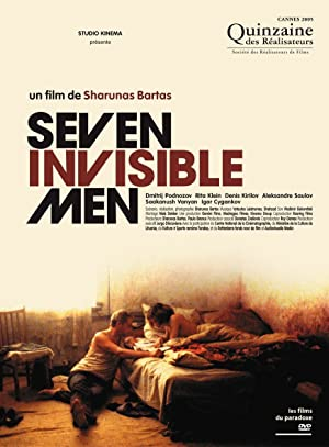 Seven Invisible Men poster