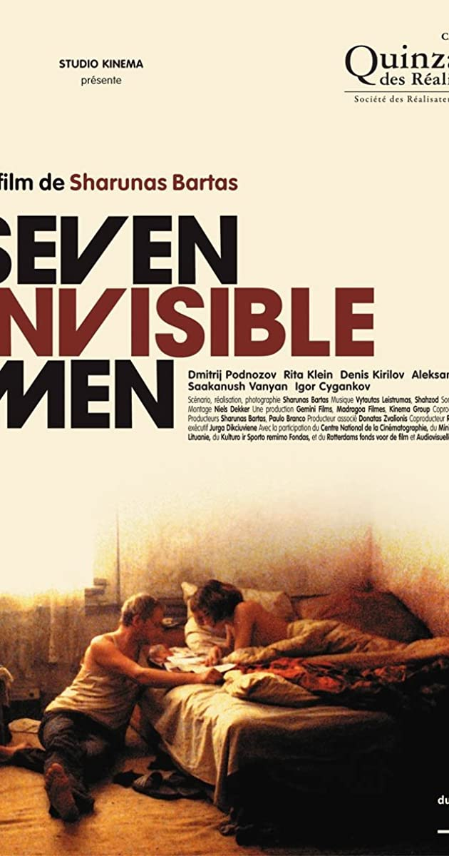 Septyni nematomi zmones (2005) - IMDb