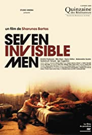 Seven Invisible Men Poster